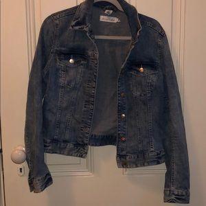 Never worn H&M jean jacket